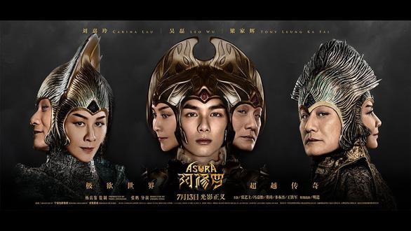 Phim của Lương Triều Vỹ, Lý Băng Băng… vào top phim tệ nhất 2018 - Ảnh 9.