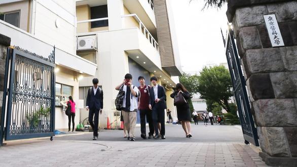 ĐH Y khoa Tokyo bị tước chứng chỉ kiểm định chất lượng sau vụ sửa điểm - Ảnh 1.