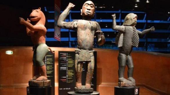 Pháp trả lại 26 di sản nghệ thuật lấy của Benin - Ảnh 2.