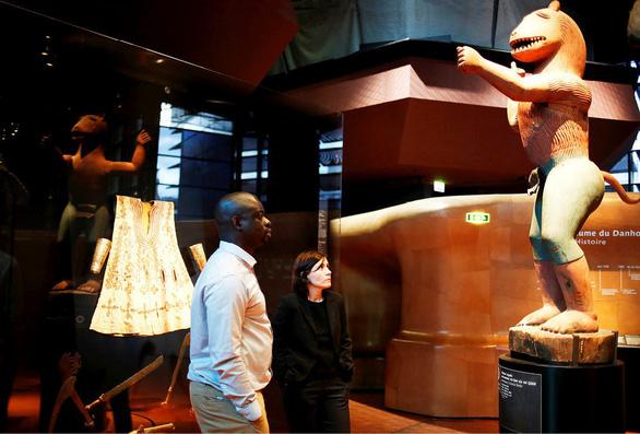 Pháp trả lại 26 di sản nghệ thuật lấy của Benin - Ảnh 4.