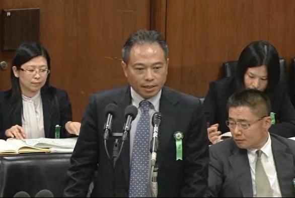 Người Việt phát biểu trước Quốc hội Nhật về lao động nước ngoài - Ảnh 2.