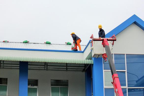 Ninh Thuận, Vũng Tàu, các tỉnh miền Tây dồn lực chống bão - Ảnh 2.