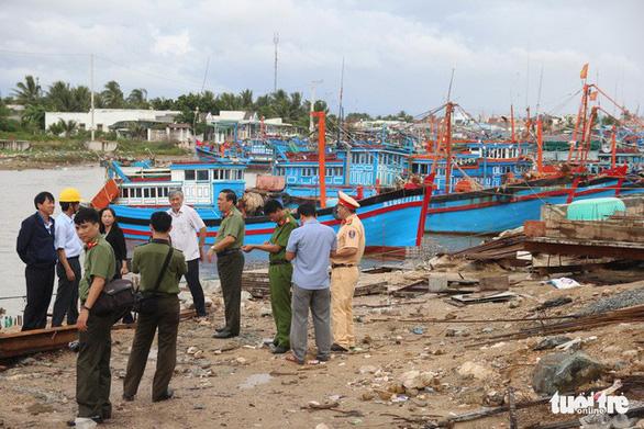 Ninh Thuận, Vũng Tàu, các tỉnh miền Tây dồn lực chống bão - Ảnh 7.