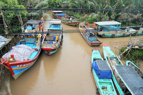 Ninh Thuận, Vũng Tàu, các tỉnh miền Tây dồn lực chống bão - Ảnh 3.