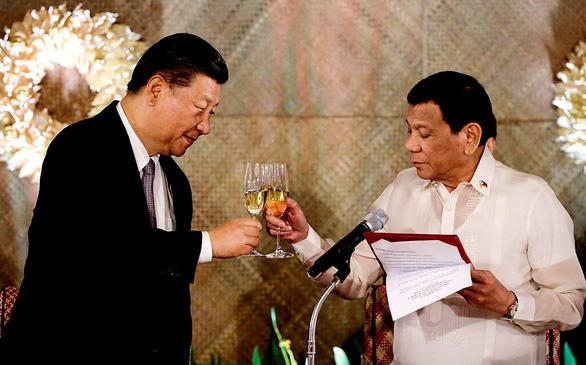 Thỏa thuận khai thác dầu khí Trung Quốc - Philippines: Còn nhiều nghi ngại - Ảnh 1.