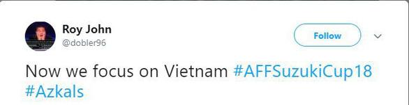 Cổ động viên Philippines hào hứng khi gặp Việt Nam ở bán kết - Ảnh 6.