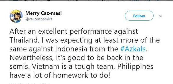 Cổ động viên Philippines hào hứng khi gặp Việt Nam ở bán kết - Ảnh 8.
