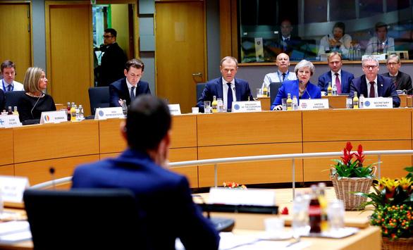 EU chốt kế hoạch ly dị Anh nhưng còn lâu mới xong? - Ảnh 1.