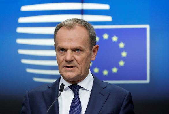 EU lên án Nga bắt tàu chiến Ukraine - Ảnh 1.