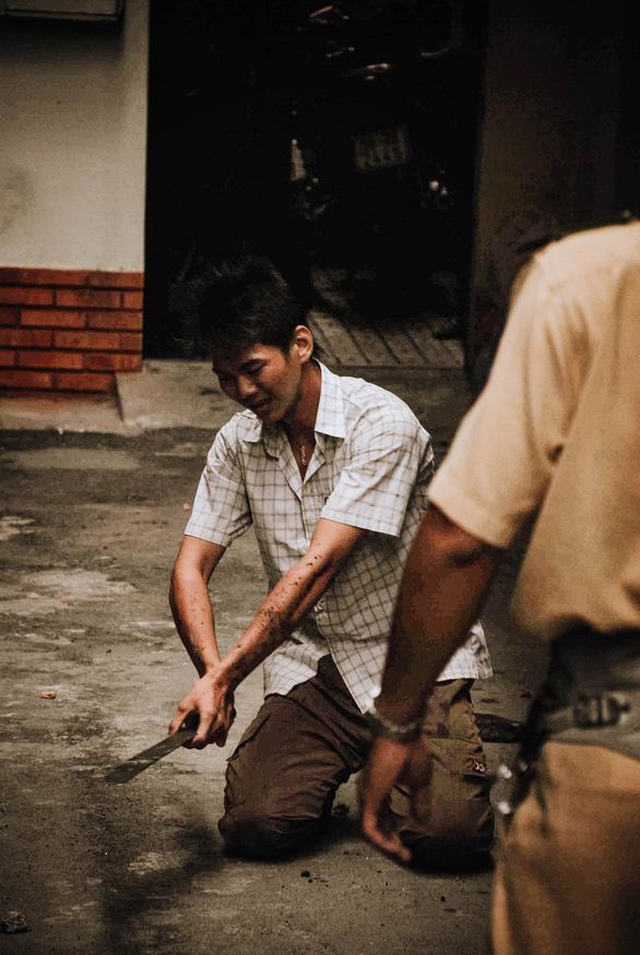 Gặp CSGT bắt cướp trong bộ ảnh nổi tiếng 11 năm trước - Ảnh 8.