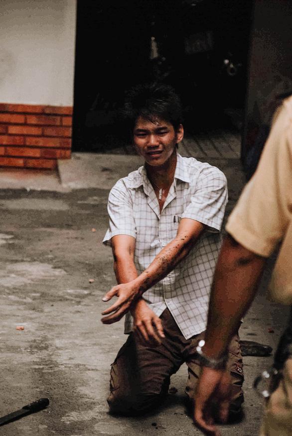 Gặp CSGT bắt cướp trong bộ ảnh nổi tiếng 11 năm trước - Ảnh 9.