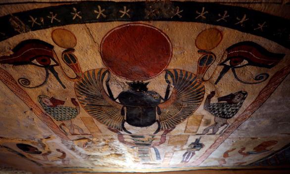 Ai Cập khai quật xác ướp phụ nữ hơn 3.000 năm tuổi - Ảnh 6.