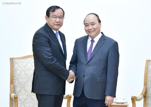 Việt Nam đề nghị Campuchia giải quyết giấy tờ pháp lý cho người Việt ở Biển Hồ - Ảnh 1.