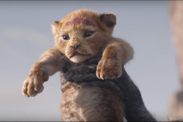 Sư tử Simba làm tan chảy trái tim khán giả trong phiên bản mới - Ảnh 1.