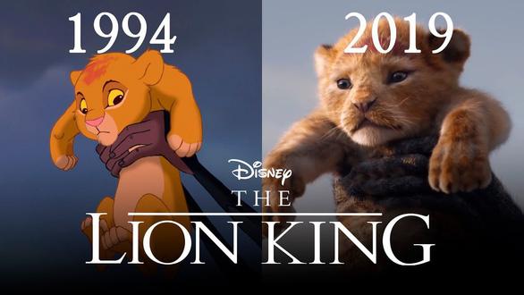 Sư tử Simba làm tan chảy trái tim khán giả trong phiên bản mới - Ảnh 5.
