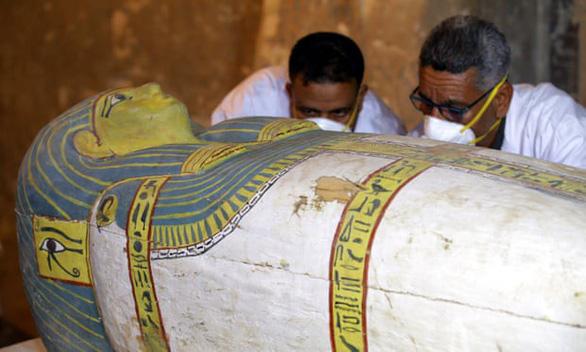Ai Cập khai quật xác ướp phụ nữ hơn 3.000 năm tuổi - Ảnh 2.
