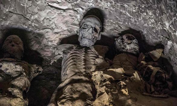 Ai Cập khai quật xác ướp phụ nữ hơn 3.000 năm tuổi - Ảnh 5.