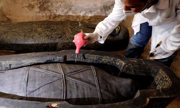 Ai Cập khai quật xác ướp phụ nữ hơn 3.000 năm tuổi - Ảnh 4.