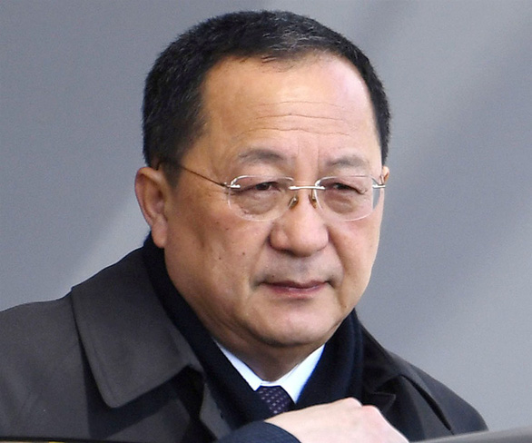 Ngoại trưởng Triều Tiên thăm Việt Nam: muốn học hỏi mô hình kinh tế của Việt Nam? - Ảnh 1.