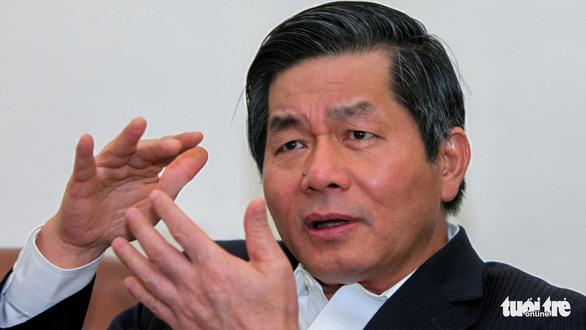 Kỷ luật nguyên bộ trưởng Bộ Kế hoạch - đầu tư Bùi Quang Vinh - Ảnh 1.