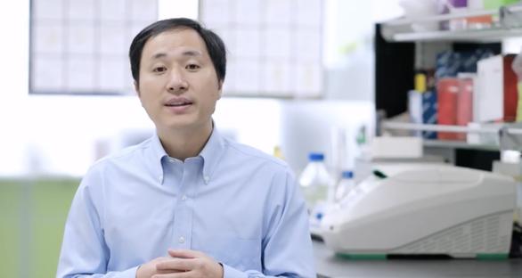 Nhà khoa học Trung Quốc tạo hai em bé chỉnh sửa gen bị điều tra - Ảnh 1.
