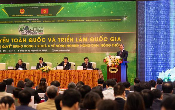 Thủ tướng: Việt Nam đứng trong top 15 nước về nông nghiệp được không? - Ảnh 2.