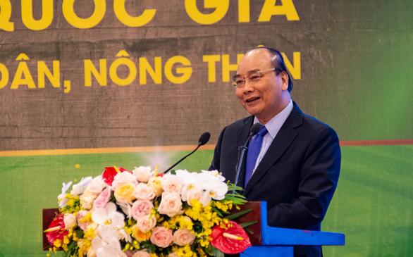 Thủ tướng: Việt Nam đứng trong top 15 nước về nông nghiệp được không? - Ảnh 1.
