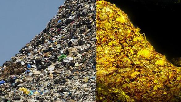 Tìm vàng từ rác thải công nghệ - Ảnh 1.