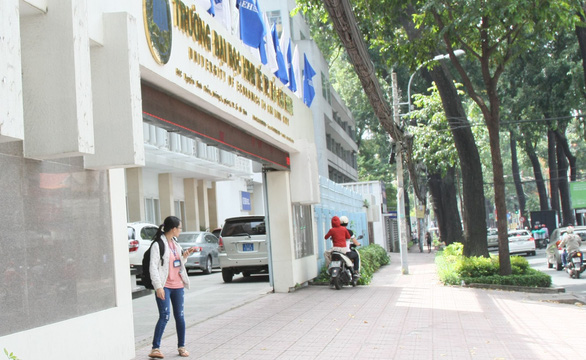 ĐH Kinh tế TP.HCM dành đến 40% xét tuyển học sinh giỏi - Ảnh 1.