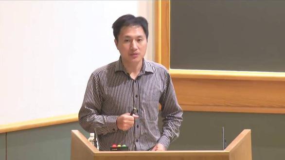 Thiên tài điên chỉnh sửa gen từng mơ thành Einstein của Trung Quốc - Ảnh 3.