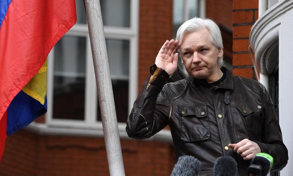 Cựu quản lý chiến dịch tranh cử của ông Trump có liên đới 'ông trùm' Wikileaks? - Ảnh 2.