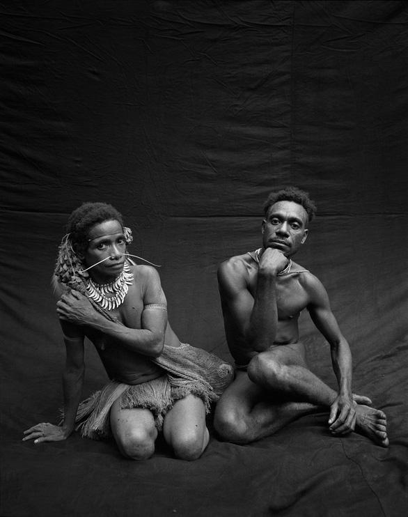 Tới Tây Papua xem bộ lạc Kombai làm nhà cao chót vót - Ảnh 10.