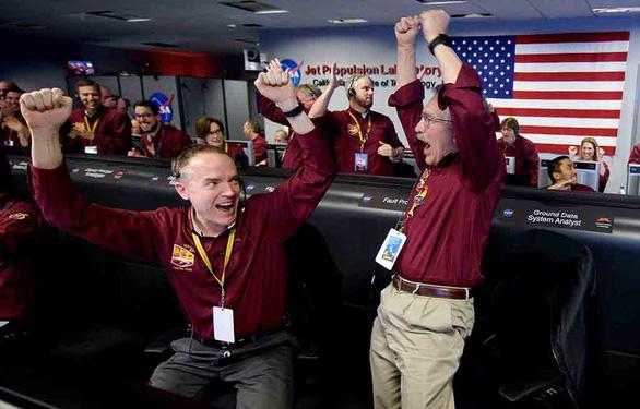Hành trình 200 ngày đến sao Hỏa của InSight - Ảnh 1.