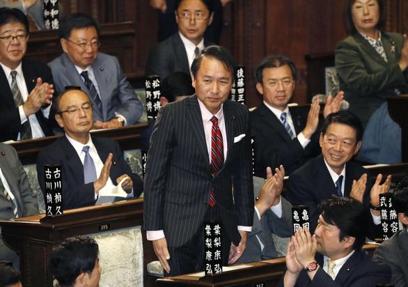 Hạ viện Nhật Bản thông qua dự luật mở cửa với lao động phổ thông - Ảnh 1.