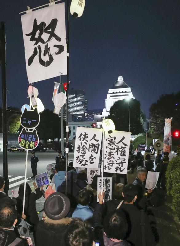 Hạ viện Nhật Bản thông qua dự luật mở cửa với lao động phổ thông - Ảnh 2.