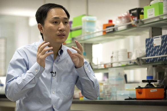 Nhà khoa học Trung Quốc còn có một thử nghiệm khác về chỉnh sửa gen - Ảnh 1.