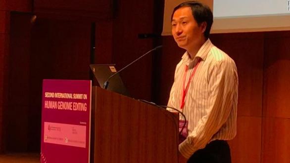 Nhà khoa học Trung Quốc chỉnh gen nói xin lỗi nhưng… vẫn tự hào - Ảnh 1.