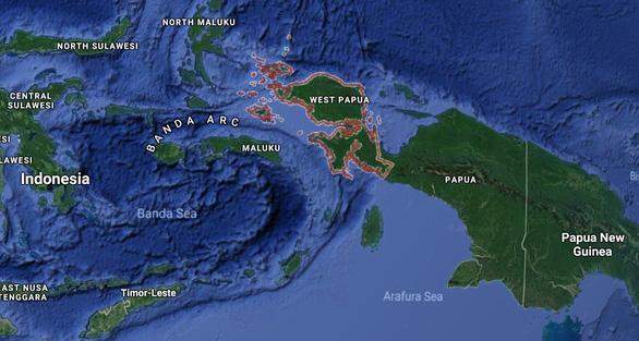 Tới Tây Papua xem bộ lạc Kombai làm nhà cao chót vót - Ảnh 2.