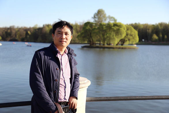 Đạo diễn Đỗ Thanh Hải làm phó tổng giám đốc Đài Truyền hình Việt Nam - Ảnh 1.