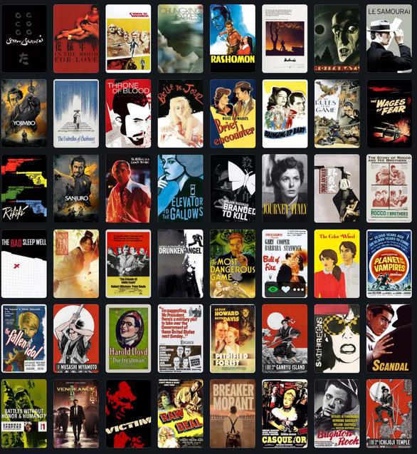 Filmstruck - lời kêu cứu của phim nghệ thuật - Ảnh 1.