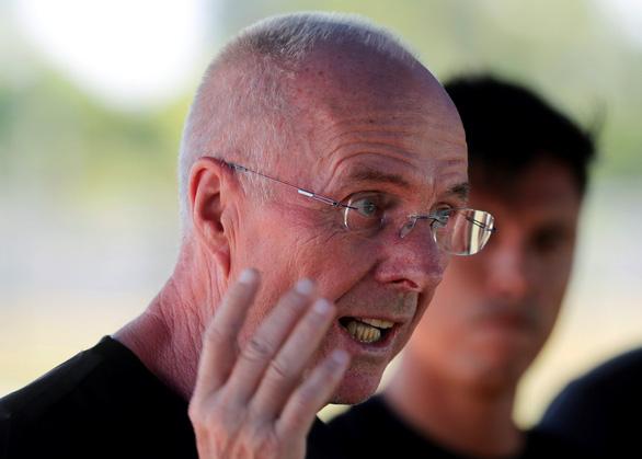 Không quan tâm đến tuyển VN, HLV Eriksson chỉ thích nói về... Sol Campbell - Ảnh 1.