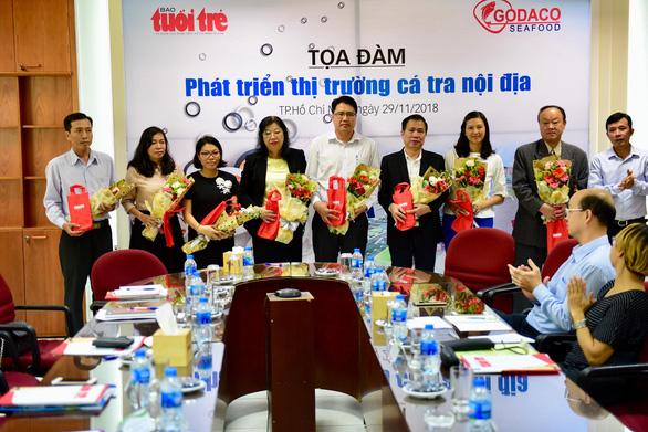 Cá tra Việt xuất khẩu hơn 140 quốc gia, về nội địa lại gặp khó - Ảnh 1.