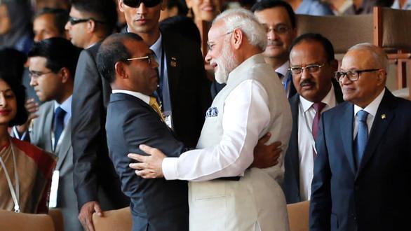 Ấn Độ chi 1 tỉ đô để lấy lại Maldives từ Trung Quốc? - Ảnh 1.