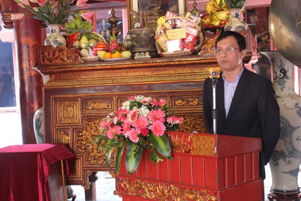 Cháu ngoại GS Phan Huy Lê nhận giải nhất giải thưởng Phạm Thận Duật - Ảnh 2.