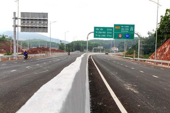 Đường cao tốc 12.000 tỉ giúp Hà Nội đi Vân Đồn chỉ còn 2,5 giờ - Ảnh 7.