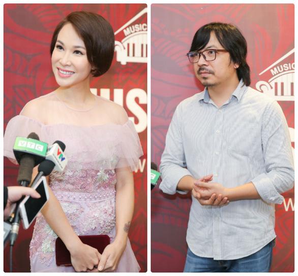 Giáo sư Xoay dẫn chương trình, Uyên Linh mở màn Music home - Ảnh 1.