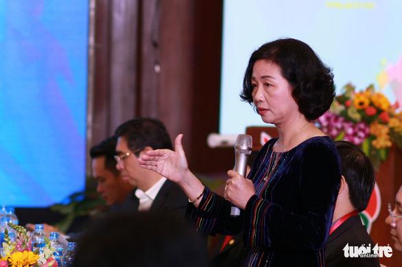 Thủ tướng Nguyễn Xuân Phúc đối thoại với người trẻ khởi nghiệp - Ảnh 4.