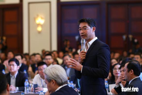 Thủ tướng Nguyễn Xuân Phúc đối thoại với người trẻ khởi nghiệp - Ảnh 5.