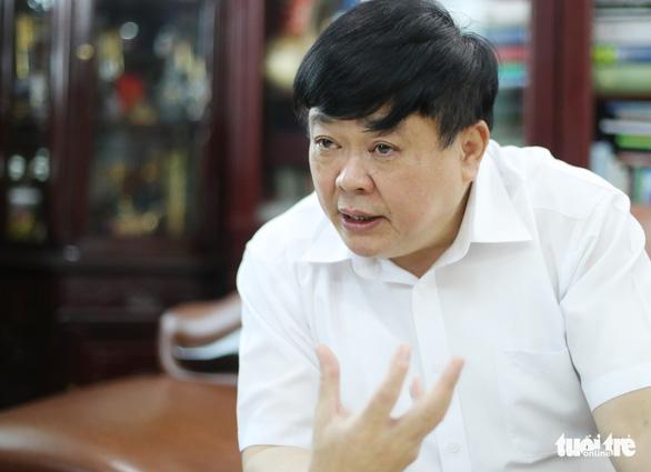 Tổng giám đốc VOV Nguyễn Thế Kỷ: Sẽ có cách xử lý nợ của VFS - Ảnh 1.