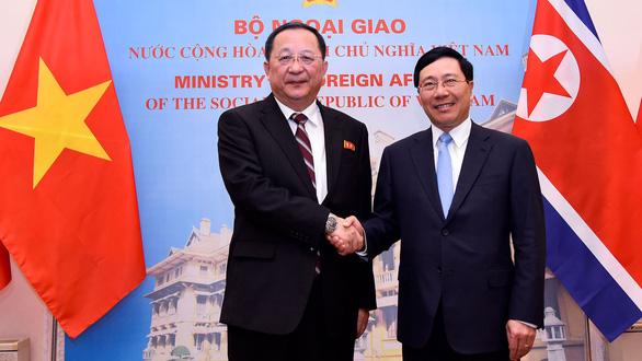 Coi trọng quan hệ hữu nghị Việt Nam - Triều Tiên - Ảnh 1.